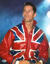 Zack Sabre Jr. Signed 11x14 Photo BAS Beckett COA New Japan Pro Wrestling WWE 7