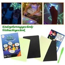 3D neu Magic Kinder Pad Spielzeug Light Up Board Zeichnung Tablet Kunsthandwer