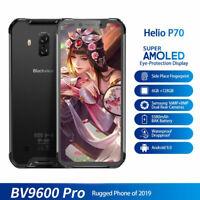 "6.21"" Blackview BV9600 Pro 6GB+128GB 5580mAh Waterproof Smartphone Mobile Phone"