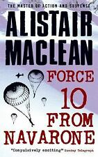 NEW - Force 10 from Navarone by MacLean, Alistair