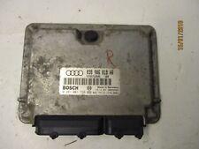 Motorsteuergerät Audi A3,1,9 TDI 90PS 038906018AR 0281001728