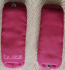 Quinny Buzz Shoulder Pads - Red Great Condition