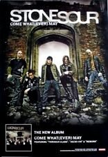 STONE SOUR - 2006 - Plakat - Come what (ever) May - Poster