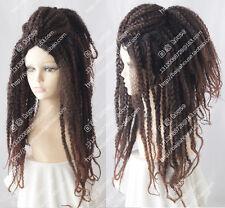 Jamaica Reggae HIPHOP Dreadlocks Cosplay Hair Full Wigs