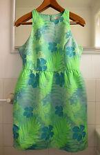 Regular Formal Floral Cotton Blend Dresses for Women