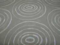 SCION PART OF THE HARLEQUIN GROUP CURTAIN FABRIC SUHNI  3 METRES  DK1511