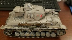 Forces of Valor 1:32, German Tank , Panzer IV Ausf F, Eastern Front 1941 .