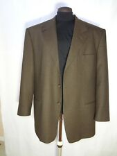 """""""Pierre Cardin"""" Brown Casual Suit Jacket USA Made, Present - Silk Neck Tie"""
