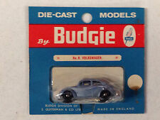BUDGIE #8 OVAL VW BuG CAR New Blister Mint UNOPENED CONDITION Hot Wheels Car
