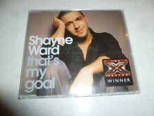 SHAYNE WARD - That's My Goal - 2005 UK 3-track CD single