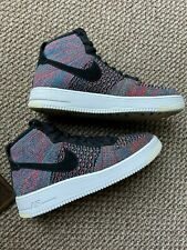 Nike Air Force 1 Ultra FlyKnit Hot Punch in Very Good Condition!