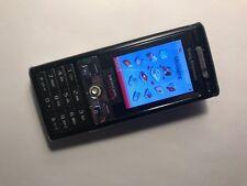 Sony Ericsson Cyber-Shot K800i-Velvet Black (entsperrt) Handy