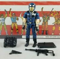Original 1998 GI JOE COBRA TROOPER V1 ARAH Complete UNBROKEN figure TIGHT!