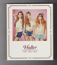 Girls Generation - TTS  Holler 2nd Mini Album with PHoto Card and Ad Sheet Kpop