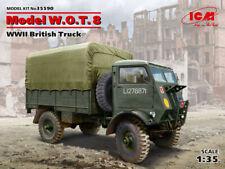 ICM 35590 1/35 Model W.o.t. 8 WWII British Truck