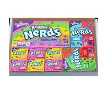 Sweets Heaven Branded American Wonka Nerds Sweets Selection Gift Box Hamper