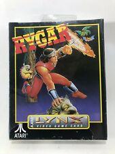RYGAR Atari Lynx Brand New Sealed Box MISB Nuovo Sigillato