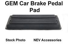 Polaris GEM Car Parts , Brake Pedal Replacement Pad  NEW - Free Shipping