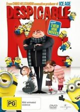 Despicable Me Foreign Language Movie DVDs & Blu-ray Discs