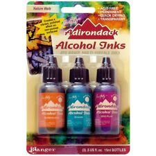 Ranger Tim Holtz Adirondack Alcohol Ink Nature Walk 3pk