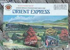 Bachmann 40-0185 The Orient Express HO Gauge Steam Train Set with Original Box