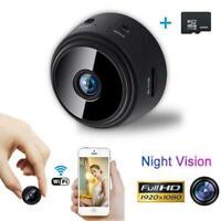 Mini Spy Camera Wireless Wifi IP Security Home HD 1080P DVR Night Vision Remote