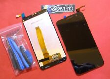 DISPLAY TOUCH SCREEN +ATTREZZI ALCATEL VODAFONE SMART PRIME 6 VF-895N VETRO NERO