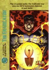 DC Overpower Eradicator A Lasting Impression NrMint-Mint Card