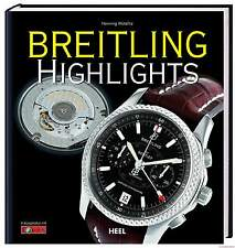Fachbuch Highlights Breitling Uhren NEU tolle Fotos, gutes Buch, günstiger Preis