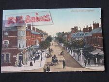Lumley Road, Skegness, Lincolnshire, 1918 Postcard