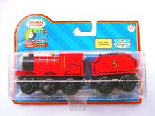 Thomas & Friends Learning Curve wooden train 【James】