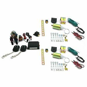 5 Function 11lbs Remote Shaved Door Popper Kit Street  AUTSVPRO1 rat hot rod