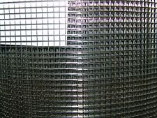 Stainless Steel V2A Wire Mesh 1x1m/6,35 x 6,35mm/1,0mm Wire Gauge