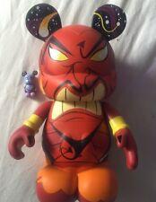 "Disney 9""/1.5"" Combo Vinylmation - Villains Series 2 Jafar Genie & Genie LE 800"