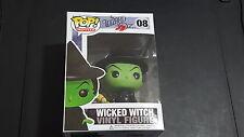 Funko Pop! Movies Wizard Of Oz Vaulted Wicked Witch Pop! #08