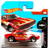 HOT WHEELS  '67 CAMARO FIFTY-  Mattel [1P][3H]