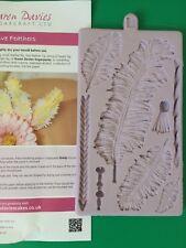 Karen Davies Native Feathers Sugarcraft Mould     FAST DESPATCH