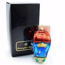 Christopher Radko Christmas Ornament-Disneyland Toontown Mail Box