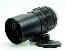 Minolta MC Tele Rokkor-PF 135mm f2.8 Lens Near Mint