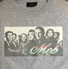 RARE Serial Killer Clothing Tshirt SOPRANOS MOB HBO Large Shirt Tony Soprano