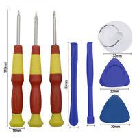Kit d'outils de réparation de téléphone portable 8 en 1 Outils d'ouverture de