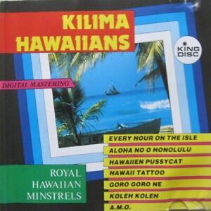 ROYAL HAWAIIAN MINSTRELS - KILIMA HAWAIIANS - CD