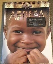 Palm World Voices: Africa [CD, DVD, Book & Map] by