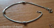 Señoras brazalete de plata 925 Fantasía Twist vinculada. Hermoso Y Delicado artículo, sexy.
