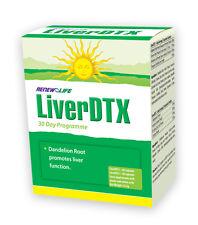 Rinnova vita liverdetox KIT 60 Capsule x 2 Pack Detox Fegato Colesterolo inferiore