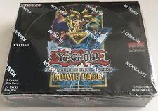 YuGiOh The Dark Side of Dimensions Movie Pack Booster Box 24 Packs MVP1-EN 1st E