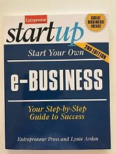 NEW Start Your Own e-Business by Entrepreneur, Press 2nd Edition