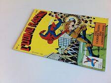 L'UOMO RAGNO N. 4 STAR COMICS 1987 CON BOLLINI PRIMA EDIZIONE IMBUSTATO OTTIMO