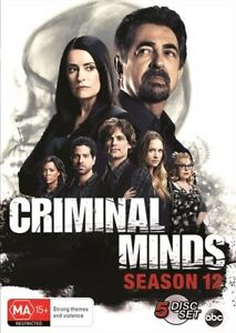 Criminal Minds Season 12 : NEW DVD