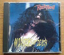 Monsters Of Death CD Rock Hard Presents Morbid Angel Goreguts Dismember Vader ++
